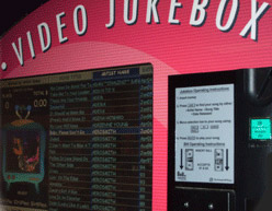Jukebox Video Bowling