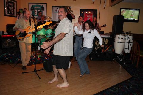 Our Good Friend Dave Dancing At Rips